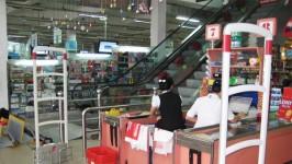 Một số lưu ý khách hàng khi sử dụng cổng an ninh siêu thị